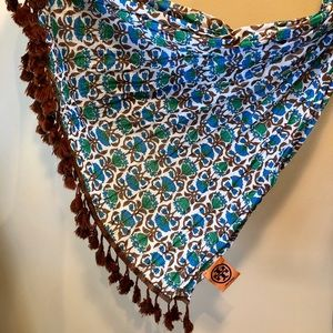 Tory Burch Printed Scarf